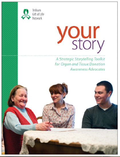 Strategic storytelling toolkit